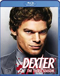 Dexter: Complete Third Season [Blu-ray] [Import anglais]