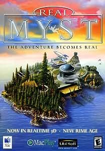 real MYST (MAC/englisch)