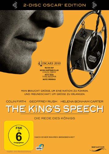 Bild von The King's Speech - Die Rede des Königs (Oscar Edition) [2 DVDs]