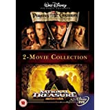 Pirates of the Caribbean/National Treasure