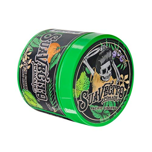 Suavecito Spring Pomade Firme Hold (2019) - Pacific Ginseng