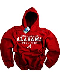Alabama Crimson Camiseta de Manga Corta para la Nieve Sudadera con Capucha para-Camiseta de