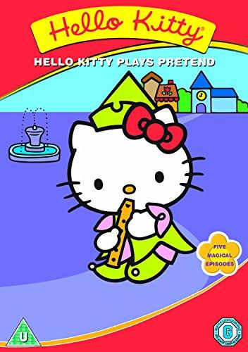 Hello Kitty Plays Pretend [DVD]