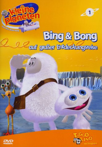 Gute Reise, Bing und Bong 1: Bing & Bong auf großer Entdeckungsreise