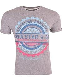 SoulStar - T-shirt - Manches Courtes - Homme