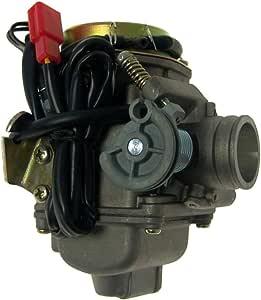 Vergaser 2extreme 24mm Racing 50ccm Gy6 4takt Choke Baotian Bt49qt 9 Bt50qt 9 Auto