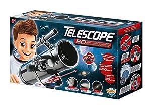 Buki - TS008B - Telescopio 50 actividades para niños