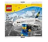 LEGO 40146 Lufthansa Airbus A380 + Pilot RARE POLYBAG