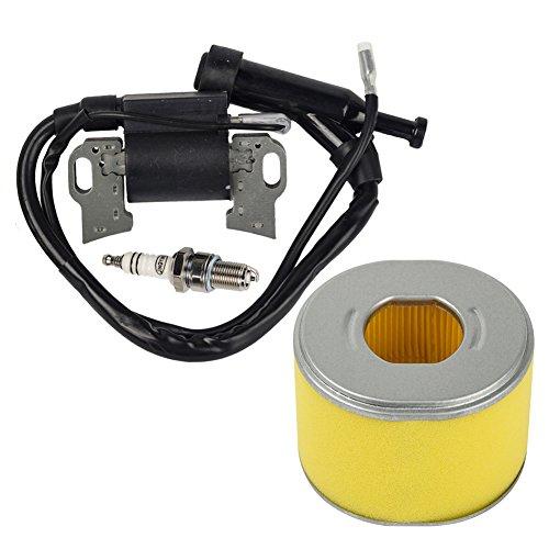 recambio de cartucho del filtro de aire plano para Briggs /& Stratton 491588/491588S 4915885/399959/JOHN DEERE PT15853 Oregon 30-710 Paquete de 2 filtros de Beehive