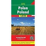 Freytag Berndt Autokarten, Polen - Maßstab 1:500.000 (freytag & berndt Auto + Freizeitkarten)