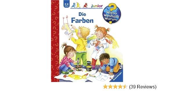 Die Farben (Wieso? Weshalb? Warum? junior, Band 13): Amazon.de ...