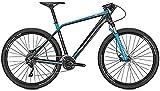 MTB Univega Vision Performance 27,5' 30G XT Herren in Carbon/Blue matt, Rahmenhöhe:43
