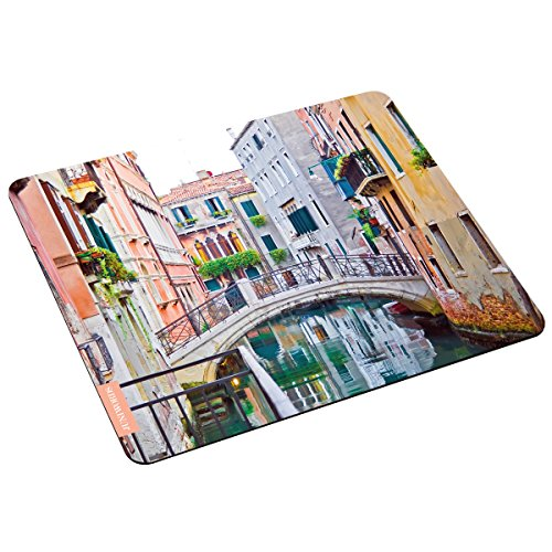 """Preisvergleich Produktbild Wandkings Mousepad / Mauspad mit Motiv """"Venedig"""" - ideales Geschenk zum Geburtstag, Weihnachten u.v.m."""
