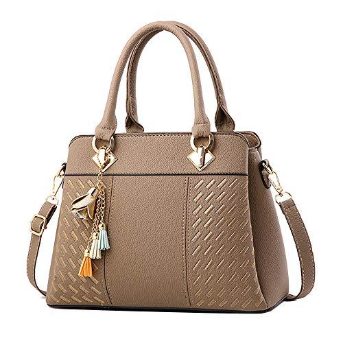 c5875858be0 MOIKA Pochette Donna Elegante Metallic Chain Strap Bag Borsette da Polso  Pochette E Clutch Borsette