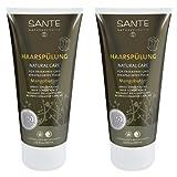 SANTE Haarspülung Natural Care 2er-Pack (bio, vegan, Naturkosmetik)