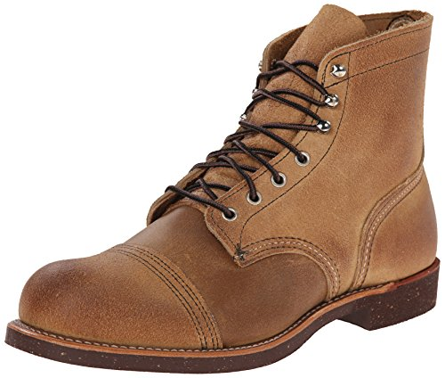 Red Wing, Casual uomo, Giallo (hawthorne mule), 8