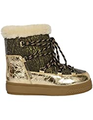 COLORS OF CALIFORNIA PRINTED SNOW BOOT-GOL MAT