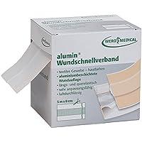 alumin-Wundschnellverband, elastisch 5mx8cm preisvergleich bei billige-tabletten.eu