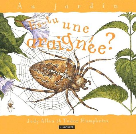 Es-tu une araignée ? par Judy Allen