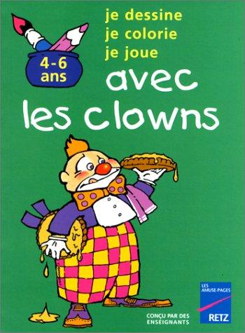 Avec les clowns, 4-6 ans