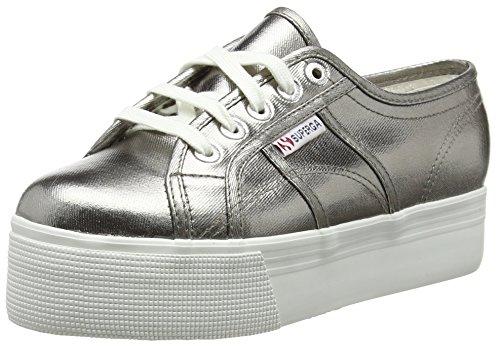 Grigio 42 EU Superga 2790 Cotmetw Sneakers da Donna Colore Taglia 8 d8z