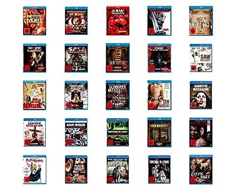 Torture Porn - Mega Blu-ray