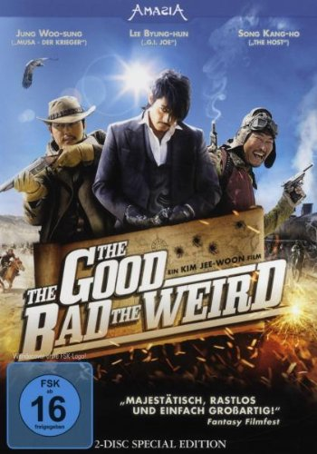 The Good, the Bad, the Weird [Special Edition] [2 DVDs] (Weird Western)