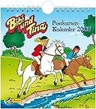Bibi und Tina 2007: Nelson Postkarten-Kalender