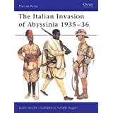 The Italian Invasion of Abyssinia 1935–36 (Men-at-Arms Book 309)