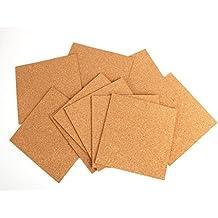 Planchas multiusos - 10 planchas, 4 mm., 300 X 300 mm.