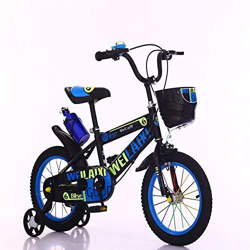 Defect Bicicletas Infantiles Bicicleta de niño 2-6-antiguo, usado segunda mano  Se entrega en toda España