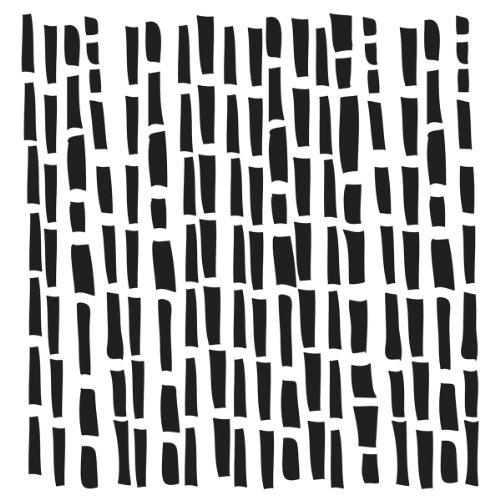 Crafters Workshop 6x 6gestrichelte Linien Vorlage -