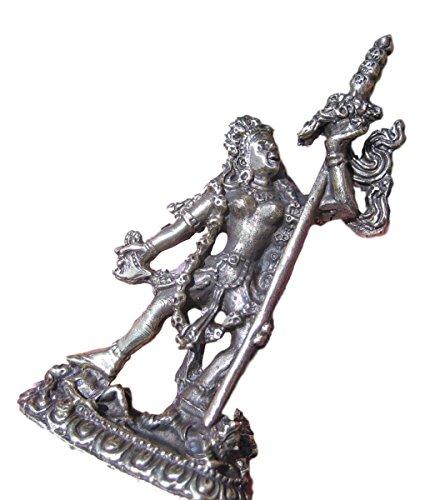 Dakini Vajrayogini Buddhismus Statue Hindu Gott Tantrische Gottheit Statue Amulett