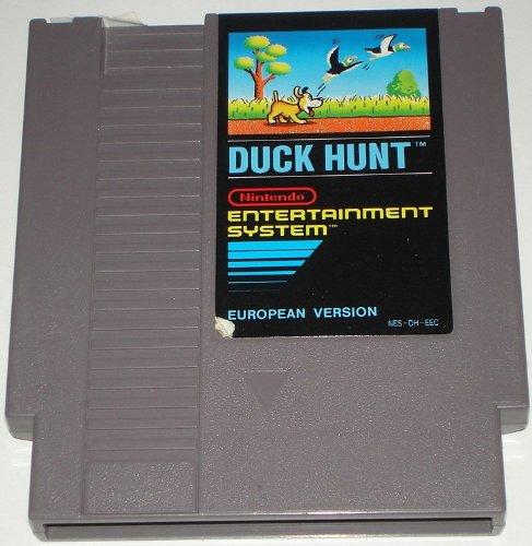 Duck Hunt (Nintendo NES) lose