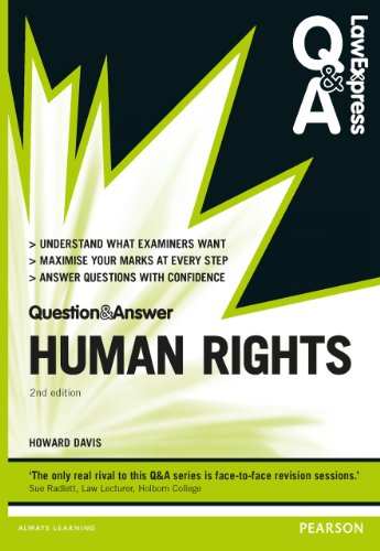 Law Express Question and Answer: Human Rights (Law Express Questions & Answers)