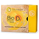 Pure Nutrition Bio D3 Cholecalciferol Granules - 12 Sachets