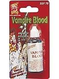 Vampirblut künstliches Blut Vampir Wunde Halloween