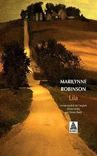 Lila par Marilynne Robinson
