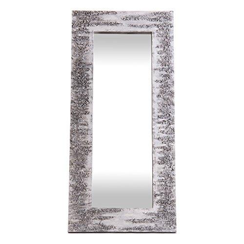 Lohoart L-1261-1 - Espejo Sobre Lienzo Pintado