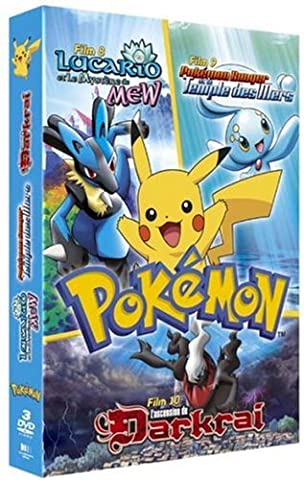 Pokemon coffret l