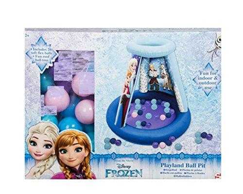 Bällebad für Kleinkinder - Frozen - Elsa - Die Eiskönigin (Spielzeug Kleinkind Frozen)