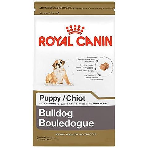 Royal Canin Breed Health Nutrition Bulldog Puppy Dry Dog Food, de 6Pound by Royal Canin