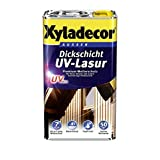 2,25 L Xyladecor Dickschicht UV-Lasur plus, Kiefer (3 x 750 ml)