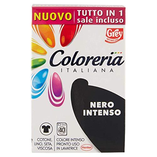Grey colorante per tessuto, nero intenso - 1 colorazione