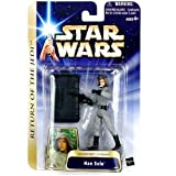 Hasbro - 84775 - Star Wars Han Solo Endor Strike Figur - Return Of The Jedi
