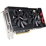 PowerColor Radeon RX 570 DirectX 12 AXRX 570 8GBD5-DM 8GB 256-Bit GDDR5 PCI Express 3.0 CrossFireX Support ATX Video Card - Brown Box (Only Comes with Driver + Manual)