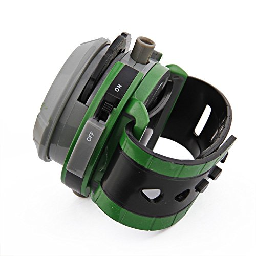 Image of Ben 10 Alien Force Omnitrix Illumintator Projector Watch (Without Retail Package)