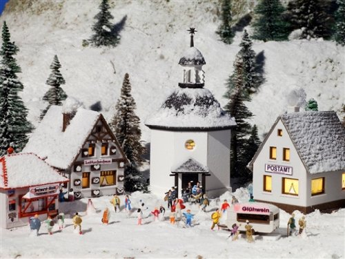 Vollmer 7613 - N Weihnachtsdorf