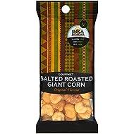 Inka Snacks Gigante Salado Maíz Tostado Y 48g (Paquete de 6)