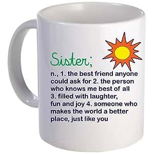 Sister Gift of Life Mug